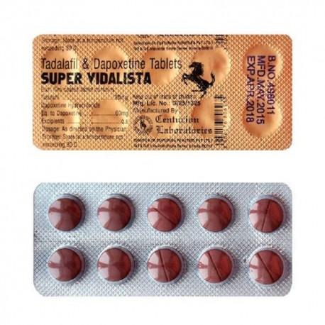 Super Vidalista Tablet